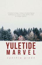 Yuletide Marvel by cynthiagreen