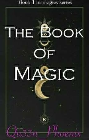 The Book Of Magic by Mika-Kun33