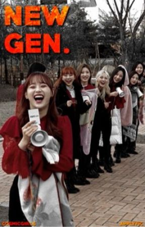 new generation; survival apply fic by cosmicgirls