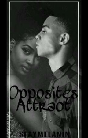 Opposites Attract •Keith Powers• by SlayMelanin