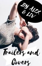 (CLOSED) Trailers and Covers By Alex + Liv by AlexStarAlvarez