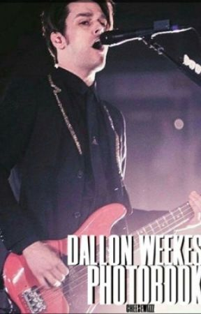 Dallon Weekes Photo Book by cheesewizzz