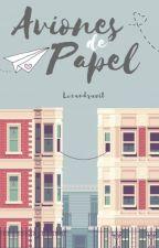 💌Aviones De Papel ✈ j.k  by Lexandravil
