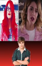 Right From The Start {Book 1} by Emmy_Jorgtinista
