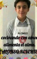 """"""" cocinando con amor alimenta el alma """" (Alonso Reverte y tu) + (Terminada) by zailynw"""