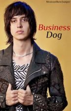 Business Dog  (Julian Casablancas) by MexicanShowJumper
