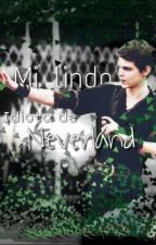 Mi Lindo Idiota De Neverland    (Robbie Kay/Peter Pan & Tu) by kary_is_a_penguin
