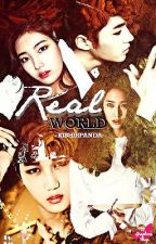 Real World: Underground Society by kishiepanda