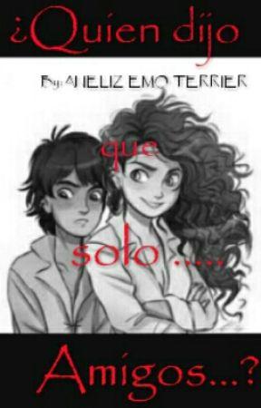 ¿Quién dijo, que solo Amigos?  . (MERICCUP-JELSA)♥♡ by ANELIZ-EMO-TERRIER