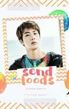 send foods ❀ k.sj  [✔] by SiyoonieAnj17