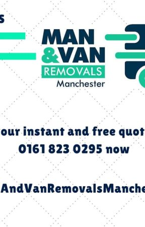 Man and Van Removals Manchester by owenaandrew