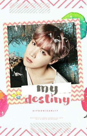 my destiny » hoseok ff by SiyoonieAnj17