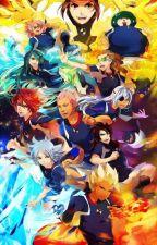Inazuma Eleven The Secret Power Deel 4 by Demi_Elements