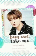 buy one, take me ❀ j.jk by SiyoonieAnj17