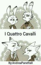 I Quattro Cavalli by AndreaPanetta0