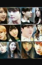 We were just their 'SLAVES'[BTS and Gfriend] by ClarissaPanique
