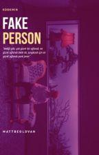fake person & jikook √ by mattbeoldvan