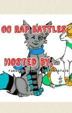 OC Rap battles  by Fabulous_Fishy