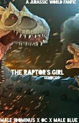The Raptor's Girl [Male Blue x OC x Male Indominus Rex ...