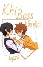 [KHR Fanfiction]1827:Khi boss trốn việc! by Dien_vi_mua