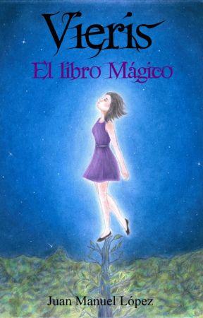 Vieris: El Libro Mágico by ZelasMetallium