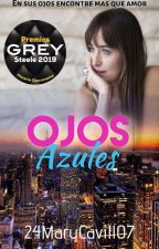 OJOS AZULES  by 24Mary07