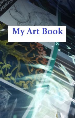 My Art Book by SodaliteWrites