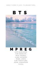 BTS Mpreg by snaakeu