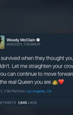 Woody McClain Imagines by neveah42