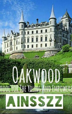 Oakwood School Of The Young And Empowered  by AINSSZZ
