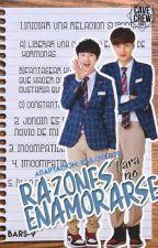 Razones Para No Enamorarse ❣KaiSoo❣ by KaiLover29