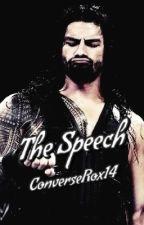 The Speech- One Shot by ConverseRox14