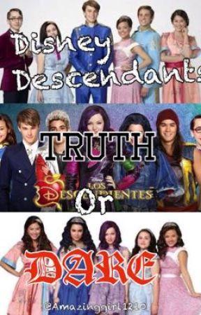 Disney Descendants Truth or Dare by amazinggirl1210