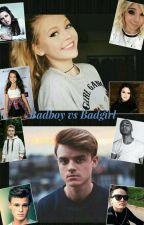 badgirl vs badboy Ft. B-Brave  by Kioni_forlife
