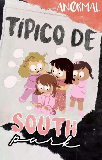 Típico de South Park.