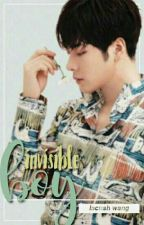 El Chico Invisible 잭슨왕  by LacushWang
