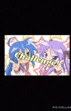 Challenge! <3 by GiuliaSimioli