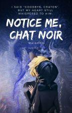 Notice me, Chat Noir ||  Miraculous   ✏ by PlonacyKosoglos