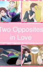 Two Opposites in Love  by lily_and_the_hero