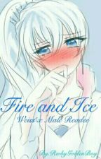 Fire and Ice ( Weiss X Male Faunus Reader ) by RwbyGoldenBoy