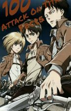 100 Attack On Titan Facts  by Troye_Sivan_trash123