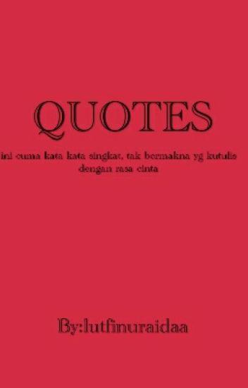 quotes lutfi nur aida wattpad