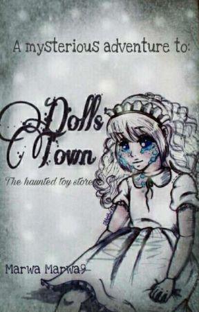 Dolls' Town by MarwaMarwa9