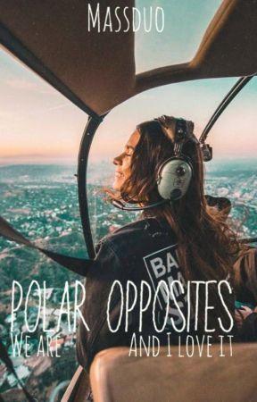 polar opposites/✔️ by sophiegm