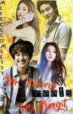 Mr.YABANG meets Ms.SUNGIT (completeD BOOK 1) by Misscucumberry
