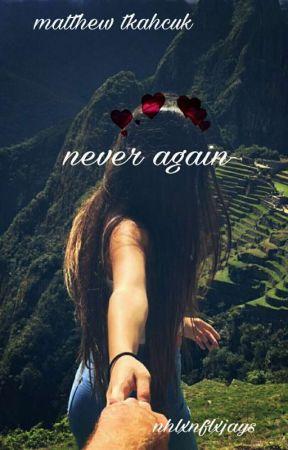 never again // matthew tkachuk by nhlxnflxjays