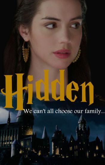 Hidden( Voldemorts daughter fanfic)