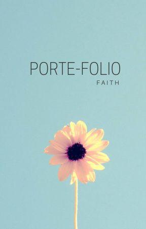 PORTE-FOLIO by mustaches212