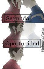Segunda Oportunidad (AllxTony) by ShrignoldVirska