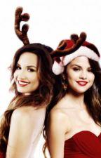 Christmas one shoot / German. Semi/Delena girlxgirl by Sonja05